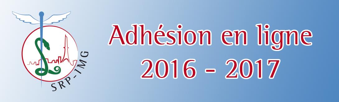 Adhésion 2016-2017