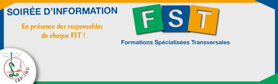 03/06/2019 – Soirée information FST